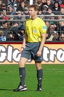Tobias Welz German football referee