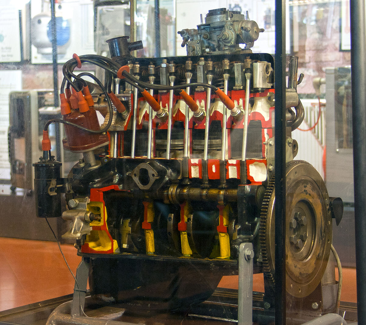 Fiat 124 Series Engine Wikipedia