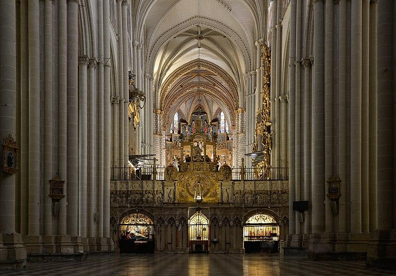File:Toledo - Catedral de Santa Maria int 02.jpg