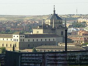 Hospital Tavera in Toledo