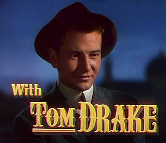 Tom Drake - from the trailer for the film Meet Me in St. Louis (1944).