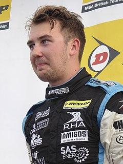 Tom Ingram British racing driver