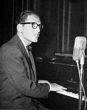 Tom Lehrer - Lehrer performing in 1960