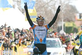 Tom Peterson wint de 2e etappe in de Ronde van Californië 2009