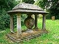 Tomb, St Bartholomew's Church, Corsham - geograph.org.uk - 1950489.jpg