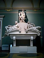 Tomb of Lorenzo de' Medici (casting in Pushkin museum) by shakko 01.jpg