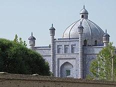 Tomb of Sultan Satuk Bughra Khan (27778560748).jpg