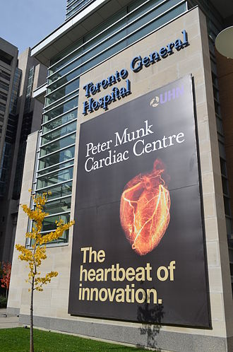 Toronto General Hospital - Peter Munk Cardiac Centre
