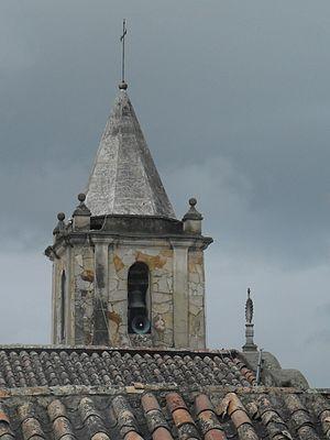 Tocancipá - Church tower of Tocancipá