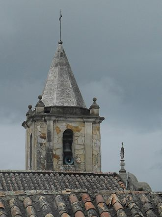 Tocancipá - Church tower of Tocancipá