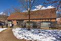 Torscheune aus Thieliz im Museumsdorf Hösseringen in Hösseringen (Suderburg) IMG 5652.jpg