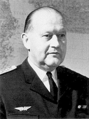 Supreme Commander of the Swedish Armed Forces - Image: Torsten Rapp (1905 1993)