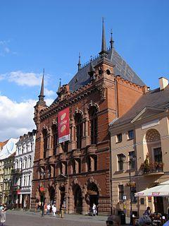 Artus Manor in Toruń