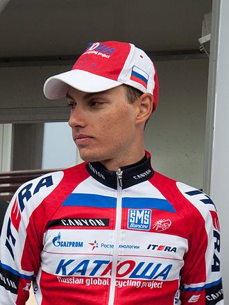 Simon Špilak - Špilak at the 2013 Tour de Romandie