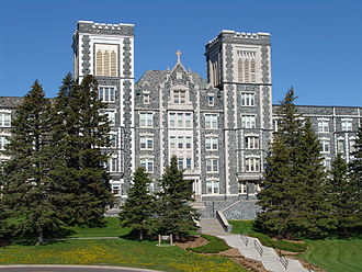 College of St. Scholastica - Tower Hall