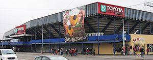 Sport in the Czech Republic - Generali Arena home to AC Sparta Prague