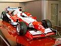 Toyota F1 TF106 - AMI Leipzig 2006 (4844573098).jpg