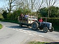 Tractor and trailer near the Kennet and Avon canal near Wilton - geograph.org.uk - 402784.jpg