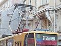 Tramway in Sofia in Alabin Street 2012 PD 050.jpg