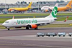 Transavia, PH-GGX, Boeing 737-8EH (27860138414).jpg