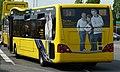Transdev Yellow Buses 25 rear.JPG