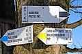 Trasy turystyczne - Przełęcz Kozia - panoramio.jpg