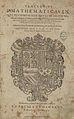 Tratado de Mathematicas 1573 Juan Pérez de Moya.jpg