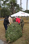 Trees for Troops spreads Christmas cheer at Cherry Point 141211-M-SR938-010.jpg