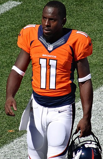Trindon Holliday - Holliday with the Denver Broncos in 2013