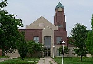 Dana College - Trinity Chapel