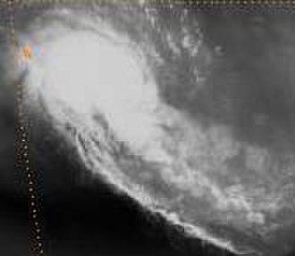 1997–98 South Pacific cyclone season - Image: Tropical Cyclone Veli (1998)