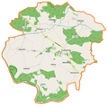 Trzebiechów (gmina) location map.png