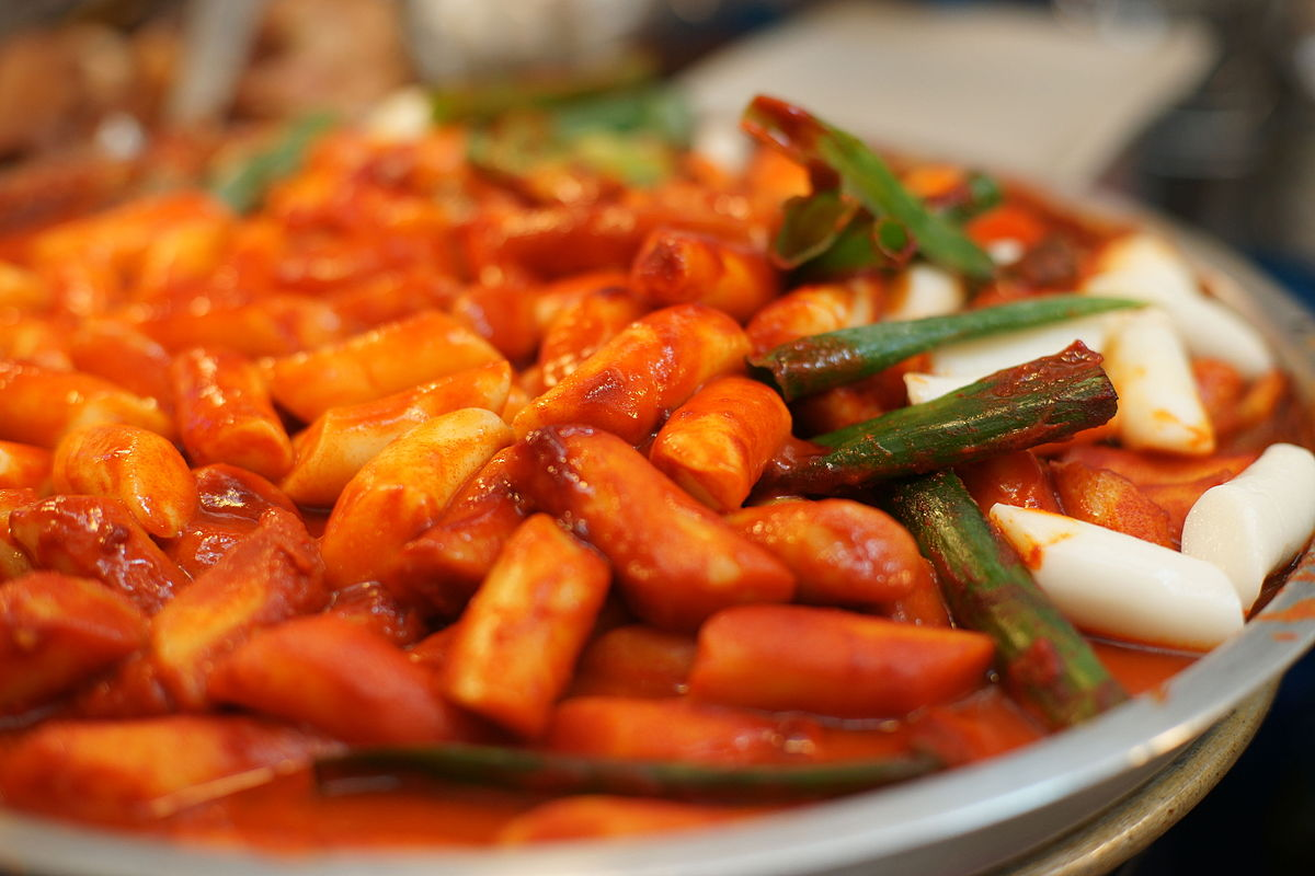 how to cook tteokbokki with instant sauce