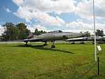 Tu-22 (32) at Central Air Force Museum pic4.JPG