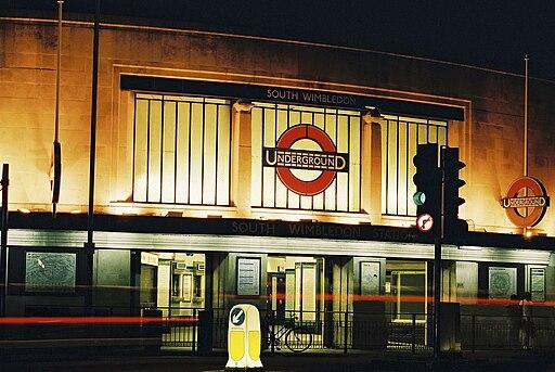 Tube station 1 cz