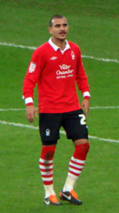 Marcus Tudgay English footballer