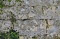 Tuinmuur, erosie van mergelblokken, detail - 20000168 - RCE.jpg