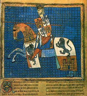 Alfonso X, Rey de Castilla