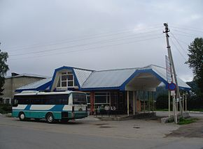 Turochak bus station.JPG
