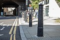 Two Cannon Bollards At East Corner With Ewer Street.jpg