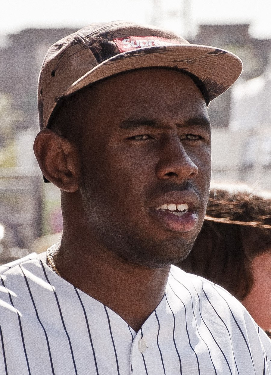 Tyler, The Creator (8048745695) (cropped)