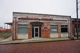 University of Texas at Tyler - The Innovation Pipeline, a makerspace collaboration between UT Tyler and the City of Tyler