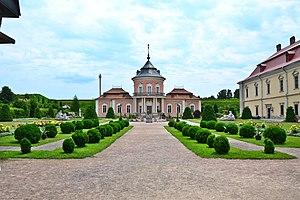Zolochiv Castle - Image: Tyr 870