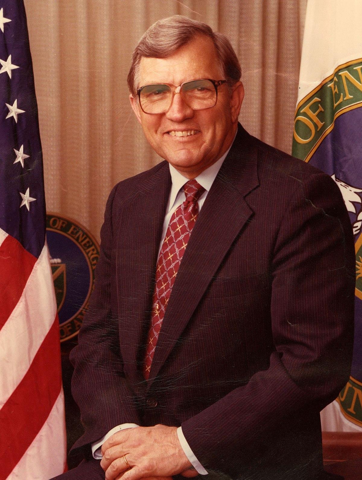 James B Edwards