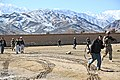 U.S. Soldiers with 2nd Platoon, Alpha Troop, 3rd Squadron, 4th Cavalry Regiment, 25th Infantry Division, Task Force Raider join Afghan Uniform Police members and Afghan National Army troops on a village patrol 120214-A-LP603-108.jpg