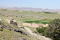 U.S. Soldiers with Baker Company, 1st Battalion, 506th Infantry Regiment, 4th Brigade Combat Team, 101st Airborne Division and Afghan National Army soldiers clear a village in Paktia province, Afghanistan 130529-A-CW939-016.jpg