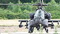 U.S. Soldiers with Echo Company, 2nd Battalion, 159th Aviation Regiment, 12th Combat Aviation Brigade refuel an AH-64D Apache Longbow helicopter July 31, 2013, in Oberdachstetten, Bavaria, Germany 130731-A-OE523-017.jpg