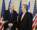 U.S. Special Envoy George Mitchell Meets With Israeli Defense Minister (3763510959).jpg