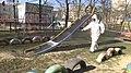UA Тернопіль - 2020-03-31 - Дитячі майданчики в Тернополі обклеюють стрейч плівкою - 0041.jpg