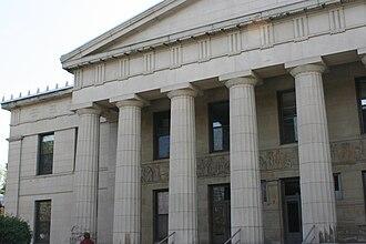 University of Minnesota Old Campus Historic District - Burton Hall